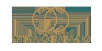 """Ótica """"O Palácio"""" Logo"""
